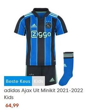 Ajax uitshirt kids